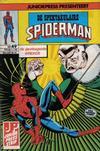 Cover for De spectaculaire Spider-Man [De spektakulaire Spiderman] (Juniorpress, 1979 series) #49