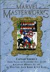 Cover Thumbnail for Marvel Masterworks: Captain America (2003 series) #2 (46) [Limited Variant Edition]
