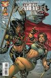 Cover for Tomb Raider: The Series (Image, 1999 series) #47 [Basaldua Cover]