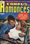 Cover for Campus Romances (Superior Publishers Limited, 1950 series) #2