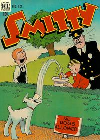 Cover Thumbnail for Smitty (Dell, 1948 series) #3