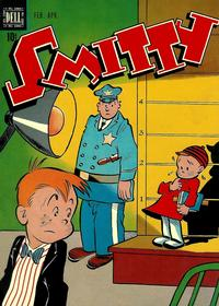 Cover Thumbnail for Smitty (Dell, 1948 series) #5