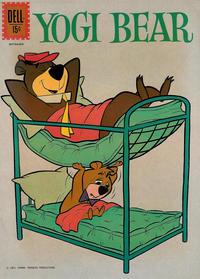Cover Thumbnail for Yogi Bear (Dell, 1961 series) #4