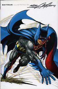 Cover Thumbnail for Batman Illustrated by Neal Adams (DC, 2003 series) #1 [First Printing]
