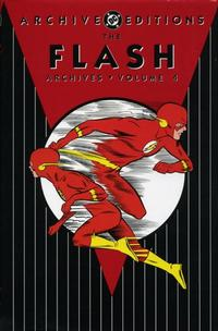 Cover Thumbnail for The Flash Archives (DC, 1996 series) #4
