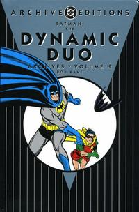 Cover Thumbnail for Batman: The Dynamic Duo Archives (DC, 2003 series) #2