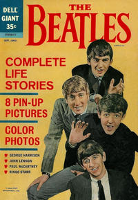Cover Thumbnail for The Beatles (Dell, 1964 series) #1