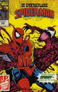 Cover Thumbnail for De spectaculaire Spider-Man [De spektakulaire Spiderman] (Juniorpress, 1979 series) #185