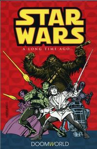 Cover Thumbnail for Star Wars: A Long Time Ago... (Dark Horse, 2002 series) #1
