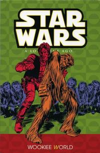 Cover Thumbnail for Star Wars: A Long Time Ago... (Dark Horse, 2002 series) #6 - Wookie World
