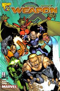 Cover Thumbnail for Weapon X (Marvel; Wizard, 2002 series) #1/2