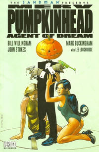Cover Thumbnail for Merv Pumpkinhead, Agent of D.R.E.A.M. (DC, 2000 series)