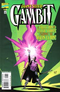 Cover Thumbnail for Giant-Sized Gambit (Marvel, 1998 series)