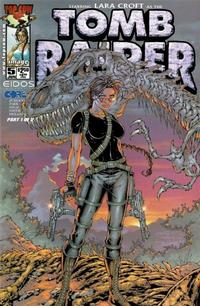 Cover Thumbnail for Tomb Raider: The Series (Image, 1999 series) #5