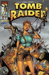 Cover Thumbnail for Tomb Raider: The Series (Image, 1999 series) #11
