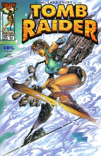 Cover Thumbnail for Tomb Raider: The Series (Image, 1999 series) #12
