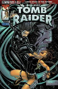 Cover Thumbnail for Tomb Raider: The Series (Image, 1999 series) #20