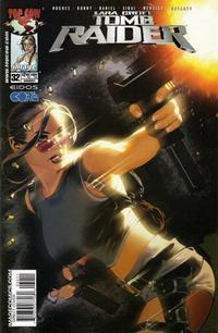 Cover Thumbnail for Tomb Raider: The Series (Image, 1999 series) #32 [Hughes Cover]