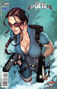 Cover Thumbnail for Tomb Raider: The Series (Image, 1999 series) #33