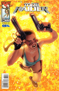 Cover Thumbnail for Tomb Raider: The Series (Image, 1999 series) #34