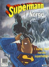 Cover Thumbnail for Supermann i Norge (Semic, 1990 series)