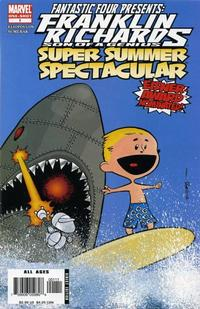 Cover Thumbnail for Franklin Richards: Super Summer Spectacular (Marvel, 2006 series) #1