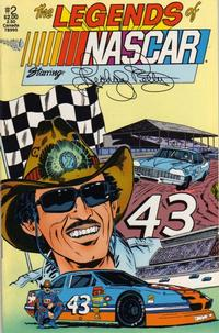Cover for The Legends of NASCAR (Vortex, 1991 series) #2