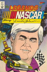 Cover Thumbnail for The Legends of NASCAR (Vortex, 1991 series) #7