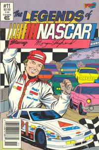 Cover Thumbnail for The Legends of NASCAR (Vortex, 1991 series) #11