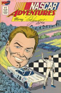 Cover Thumbnail for NASCAR Adventures (Vortex, 1991 series) #1