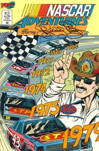 Cover Thumbnail for NASCAR Adventures (Vortex, 1991 series) #2