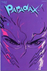 Cover Thumbnail for Paradax! (Vortex, 1987 series) #1