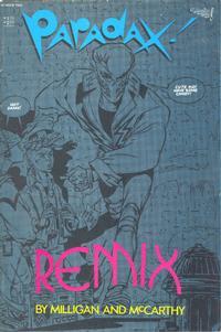 Cover Thumbnail for Paradax! (Vortex, 1987 series) #2