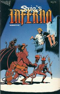 Cover Thumbnail for Stig's Inferno (Vortex, 1984 series) #5