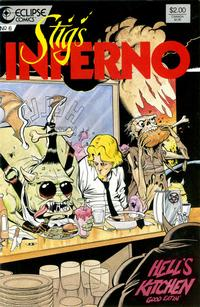 Cover Thumbnail for Stig's Inferno (Eclipse, 1987 series) #6