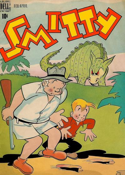 Cover for Smitty (Dell, 1948 series) #1