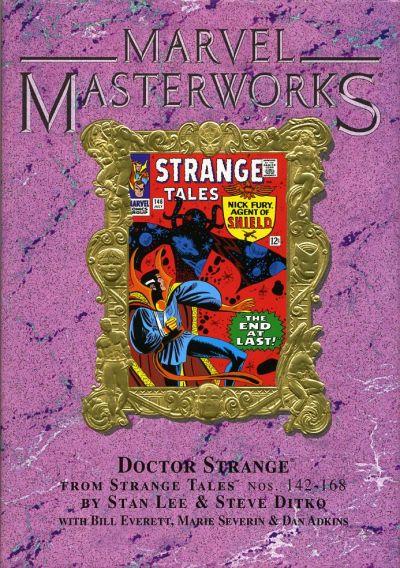 Cover for Marvel Masterworks: Doctor Strange (Marvel, 2003 series) #2 (49) [Limited Variant Edition]