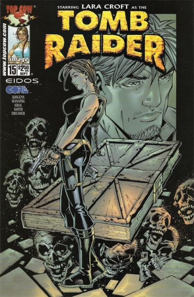 Cover for Tomb Raider: The Series (Image, 1999 series) #15