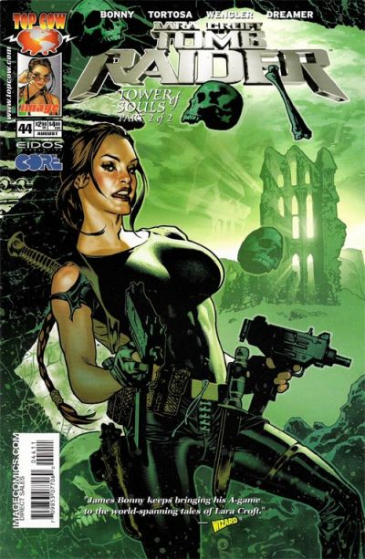 Cover for Tomb Raider: The Series (Image, 1999 series) #44