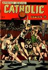 Cover for Catholic Comics (Charlton, 1946 series) #v1#8