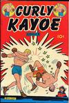 Cover for Curly Kayoe (United Features, 1946 series) #1