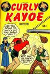 Cover for Curly Kayoe (United Features, 1946 series) #2