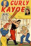 Cover for Curly Kayoe (United Feature, 1946 series) #5