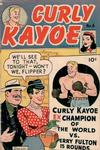 Cover for Curly Kayoe (United Features, 1946 series) #6