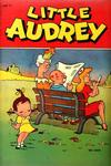 Cover for Little Audrey (St. John, 1948 series) #1