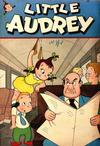 Cover for Little Audrey (St. John, 1948 series) #2