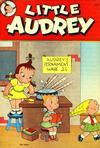Cover for Little Audrey (St. John, 1948 series) #4
