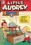 Cover for Little Audrey (St. John, 1948 series) #5