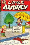 Cover for Little Audrey (St. John, 1948 series) #6