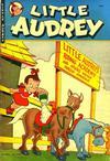 Cover for Little Audrey (St. John, 1948 series) #7